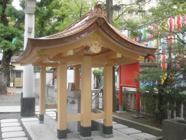 お三の宮日枝神社水屋新築工事 サブ画像1